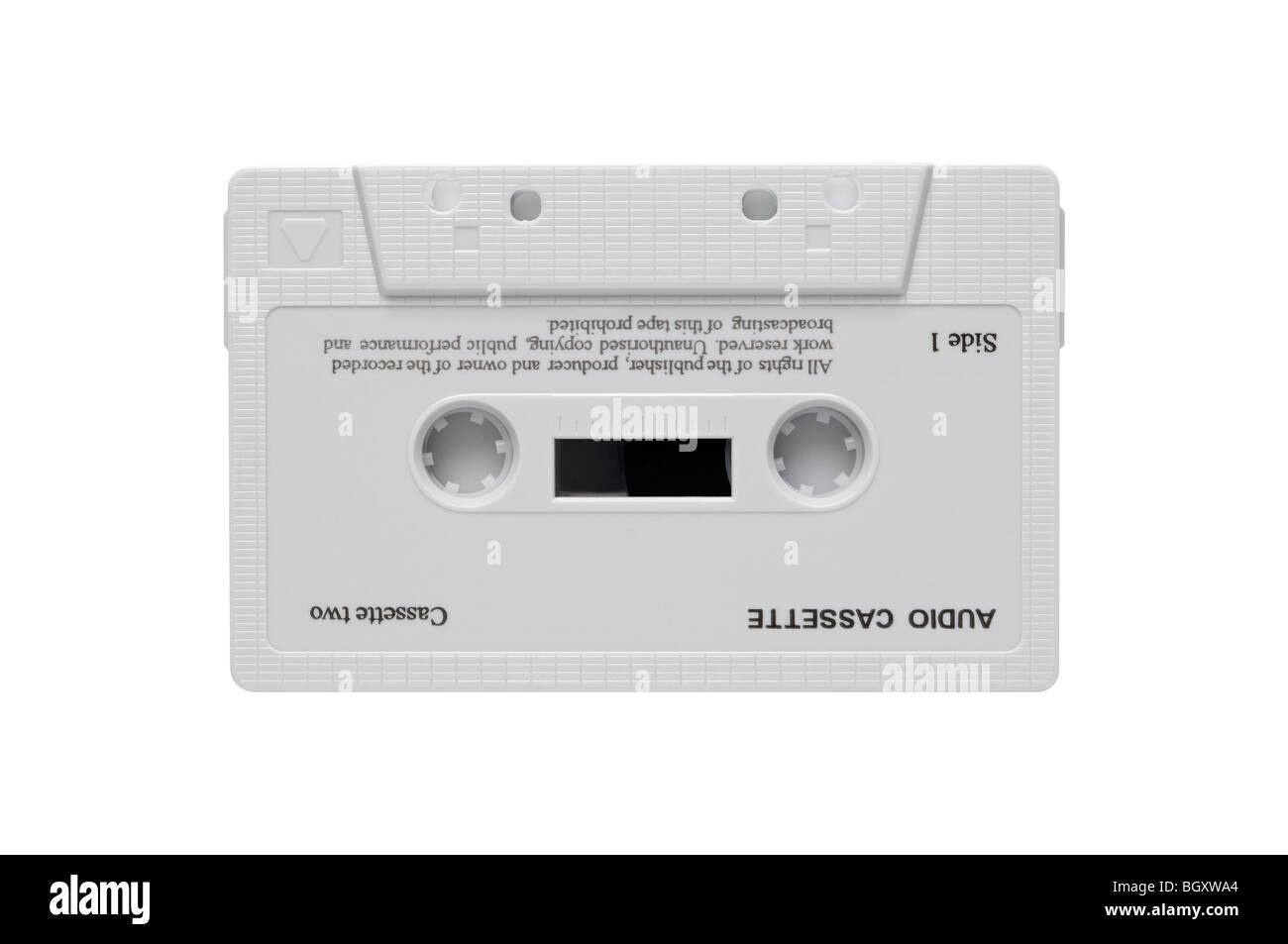 La cassette n'Cut Out Photo Stock