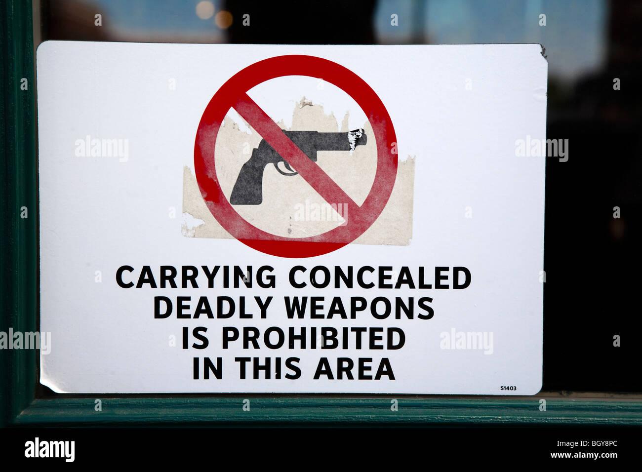 avec une 39 armes mortelles est interdite dans cette zone affiche un avis de pistolet avec symbole. Black Bedroom Furniture Sets. Home Design Ideas