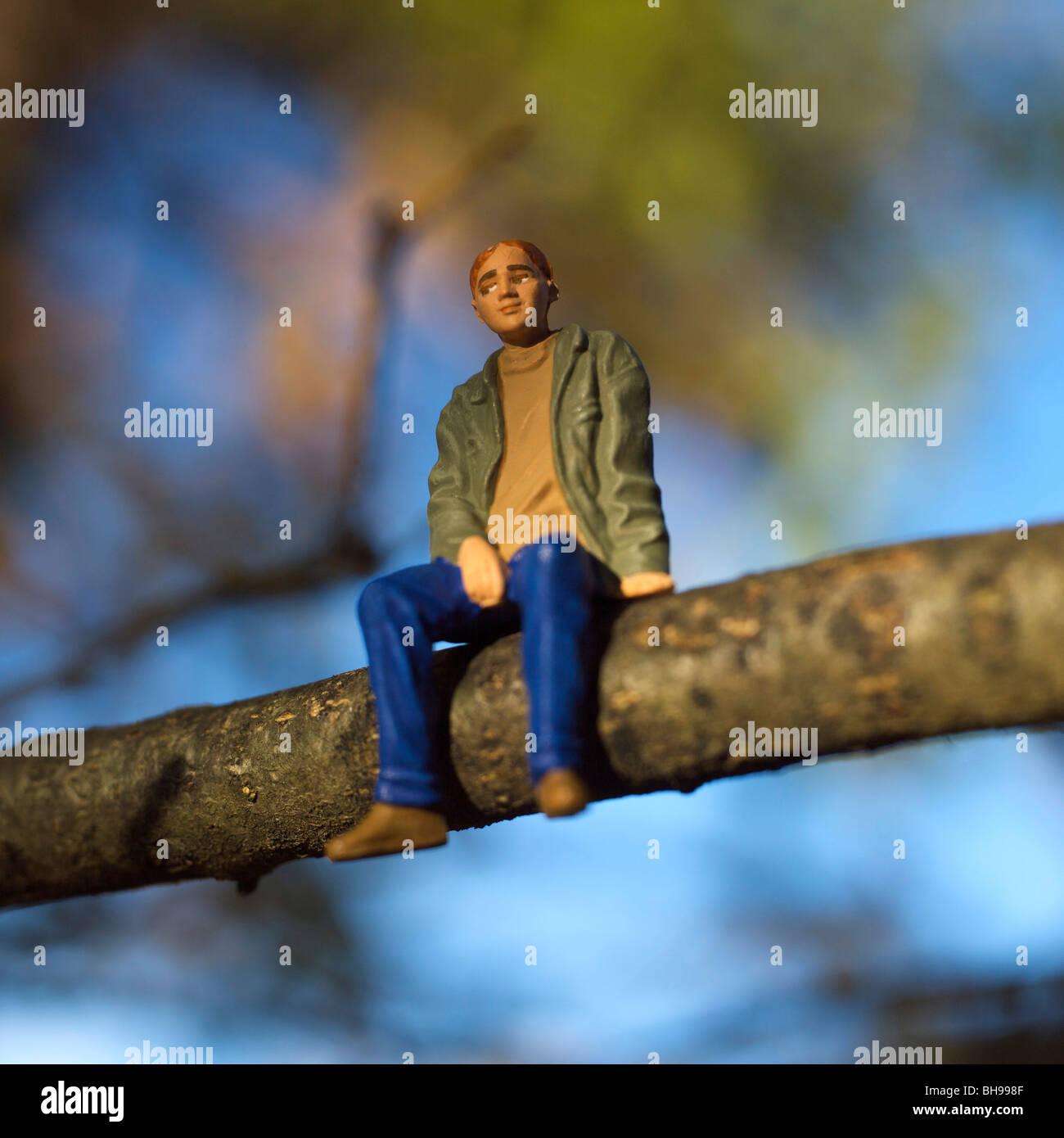 Environnement / écologie / environnement / nature / green living / escape / concepts concept liberté Photo Stock
