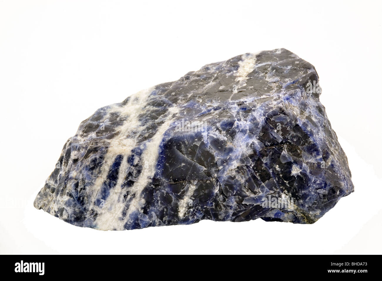 Sodalite Photo Stock