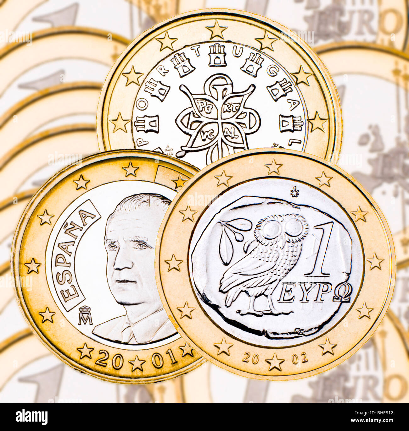 Portugal Euro Coin Photos Portugal Euro Coin Images Alamy