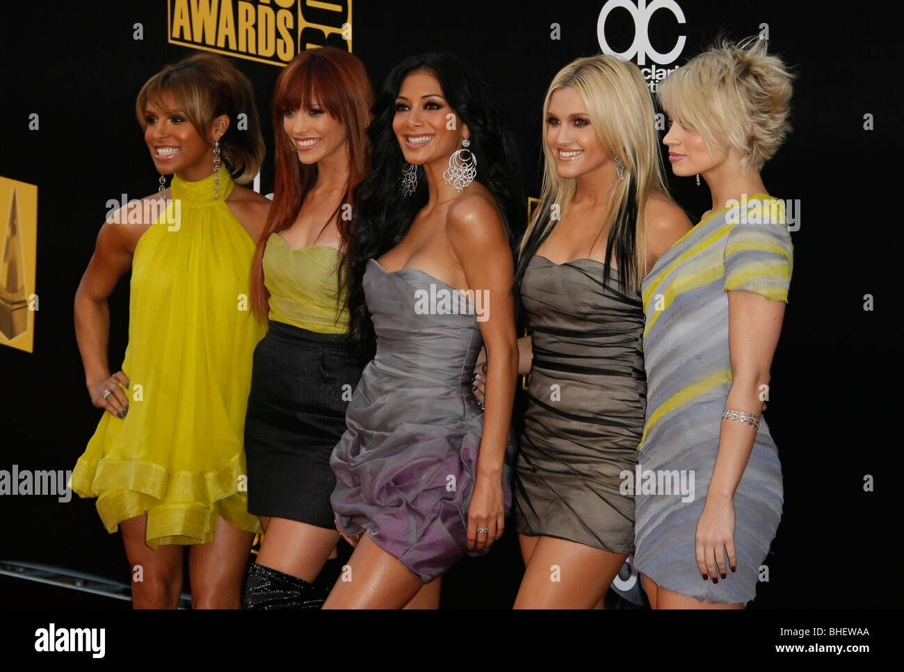 Air Force Amy Photos Photos 2008 American Music Awards