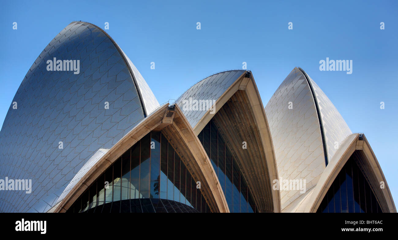 Opéra de Sydney Australie Photo Stock