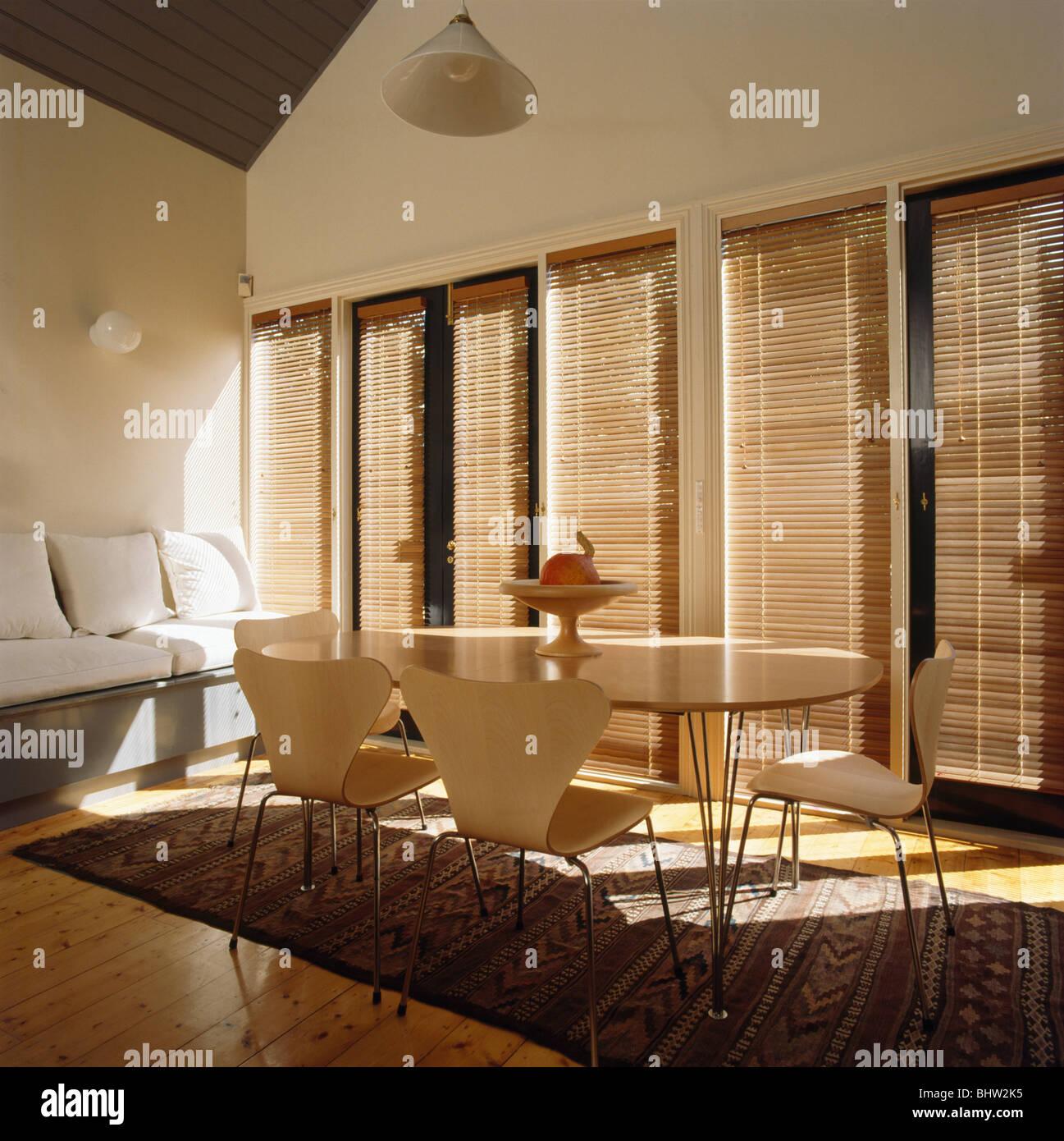 Ant D Arne Jacobsen Chaises Table De Salle à Manger Moderne