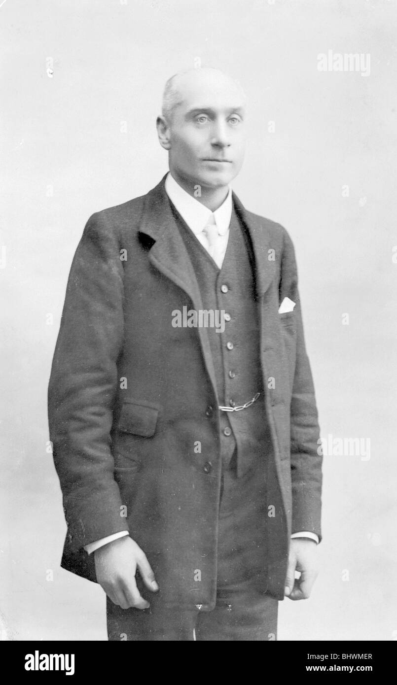 Frederick Pethick-Lawrence, c1909. Artiste: Inconnu Banque D'Images