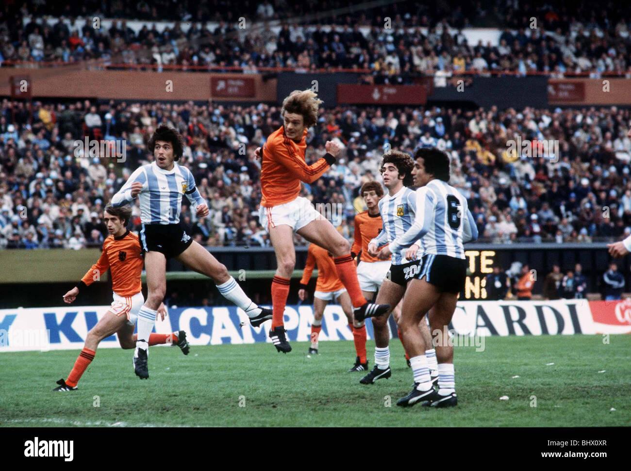 Finale de la coupe du monde 1978 holland v argentine - Finale coupe du monde 1978 ...