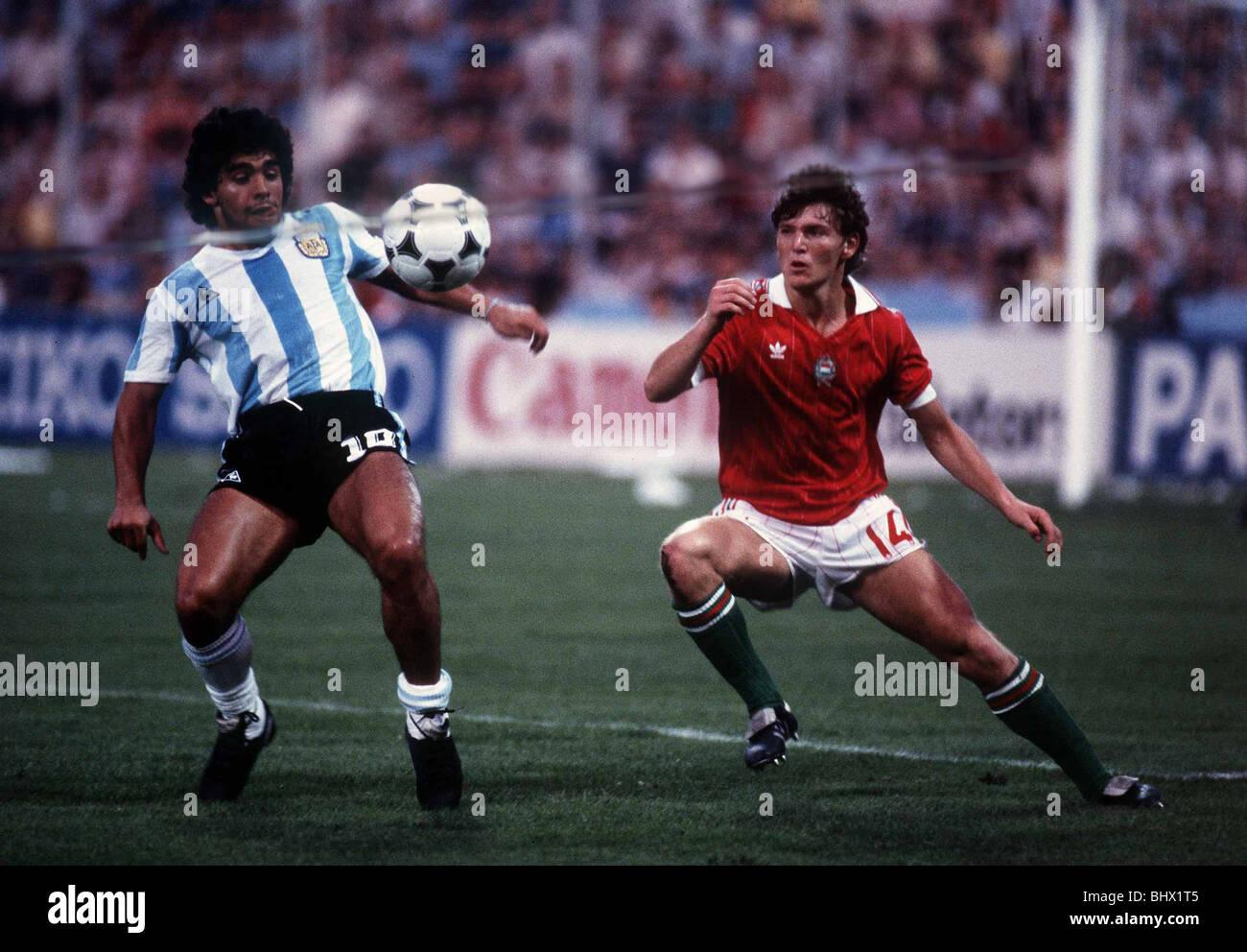 World cup 1982 photos world cup 1982 images alamy - Coupe du monde de football 1982 ...