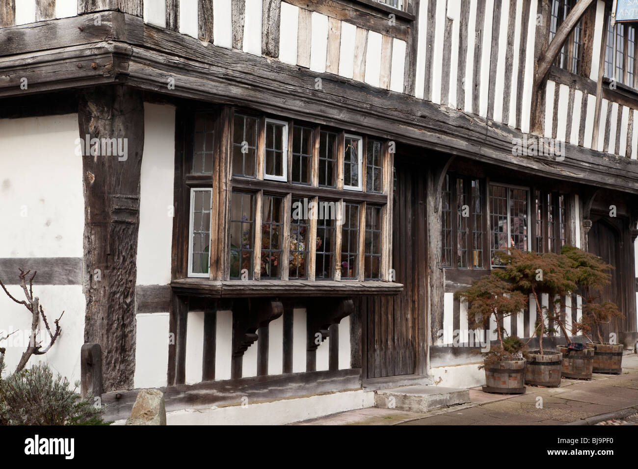 Tudor house, seigle, Sussex Photo Stock