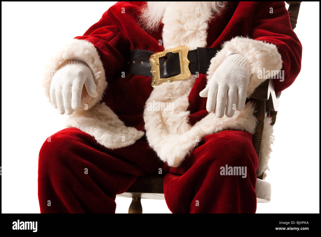 Santa claus Photo Stock