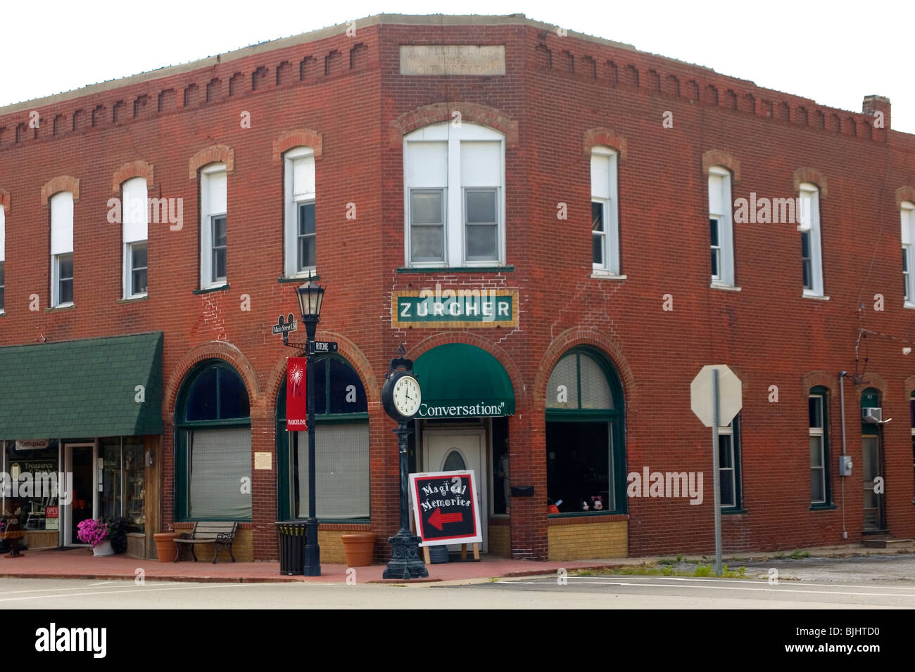 Zurcher Building Photo Stock