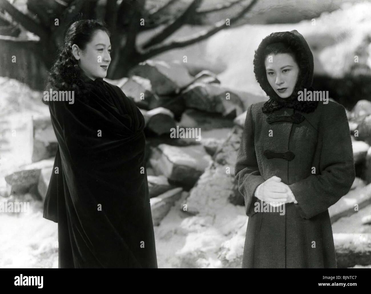 L'IDIOT (1951) Akira Kurosawa (DIR) TIDI 002 Photo Stock
