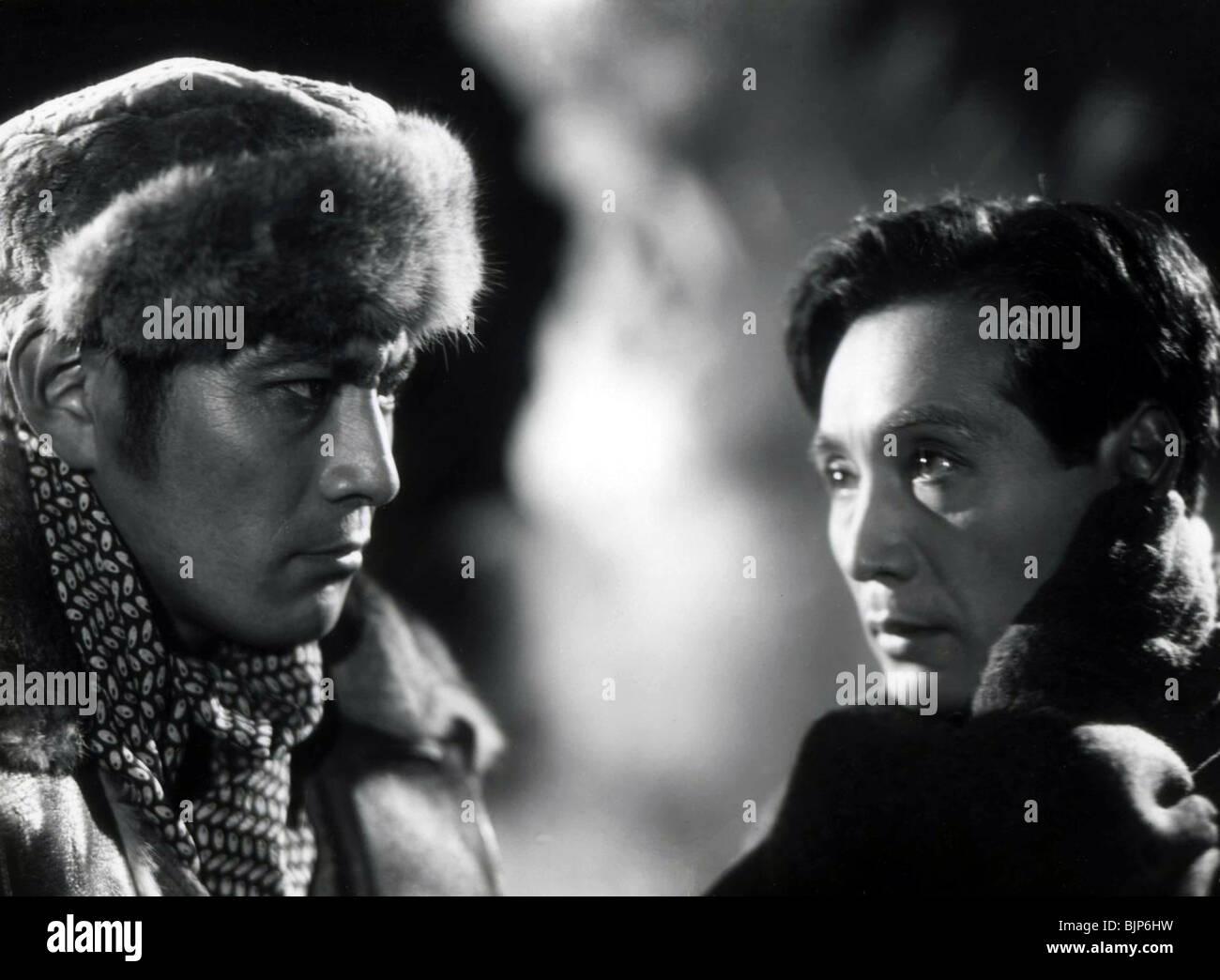 L'IDIOT (1951) Akira Kurosawa (DIR) TIDI 001 Photo Stock