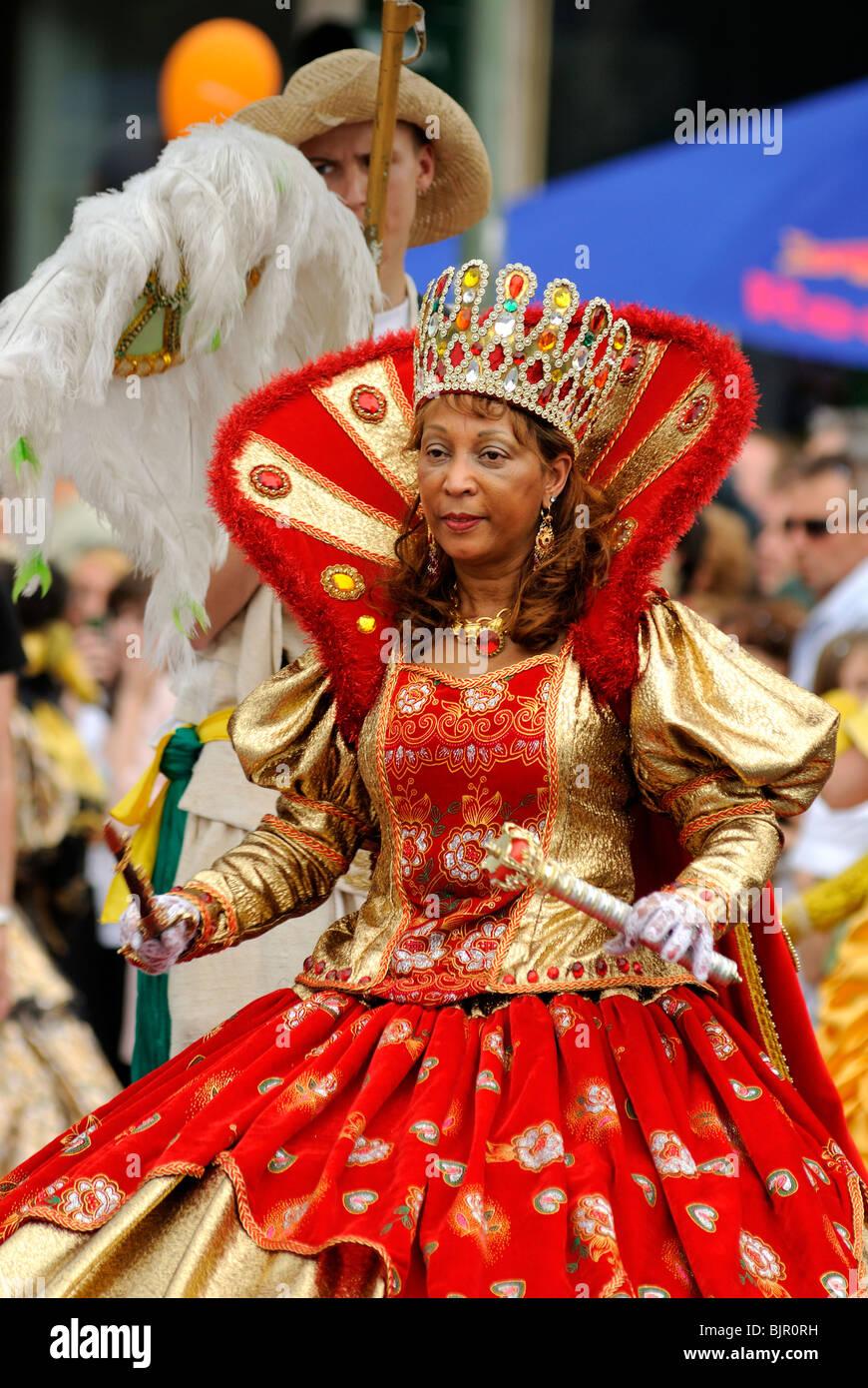 Karneval der Kulturen, Carnaval des Cultures, Berlin, Kreuzberg, Germany, Europe Photo Stock