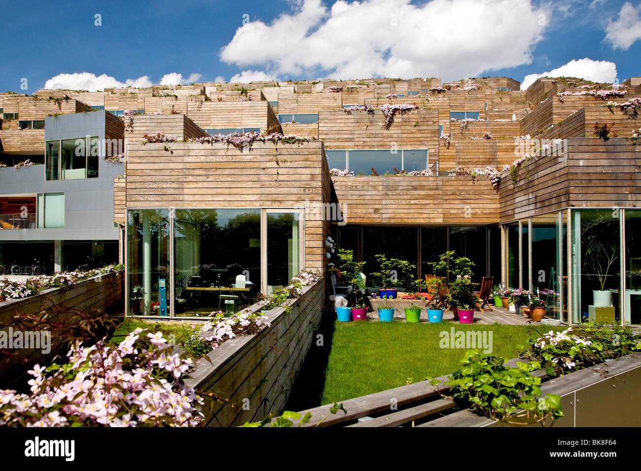 Cet Appartement De Style Montagnard Moderne Chambre à Copenhague, Danemark,  Europe
