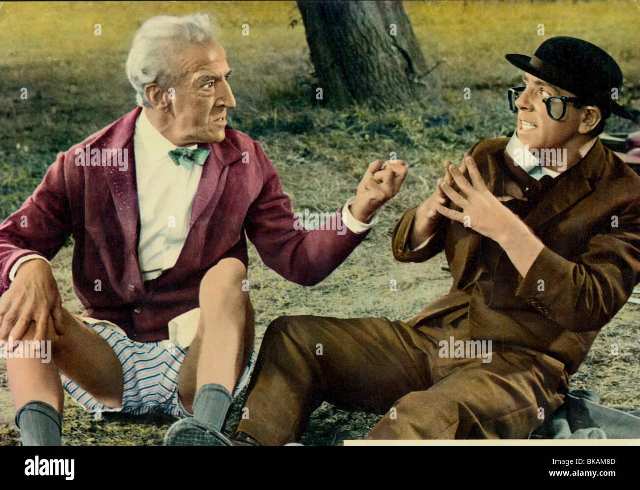 Le début de l'OISEAU (1965) JERRY DESMONDE, NORMAN SAGESSE FOH 007BERD Photo Stock
