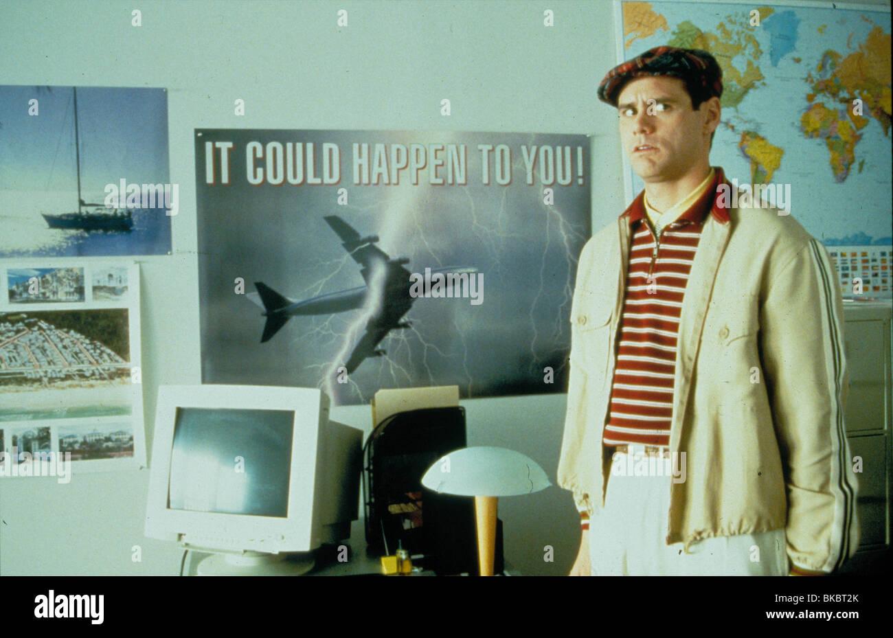 THE Truman Show (1997) JIM CARREY TSW 131 Photo Stock