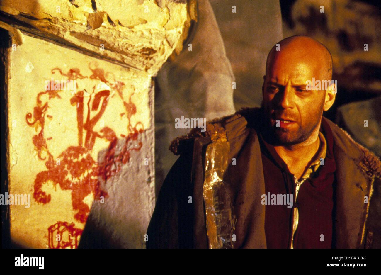 Douze singes (1995) BRUCE WILLIS TVMK 097 Photo Stock