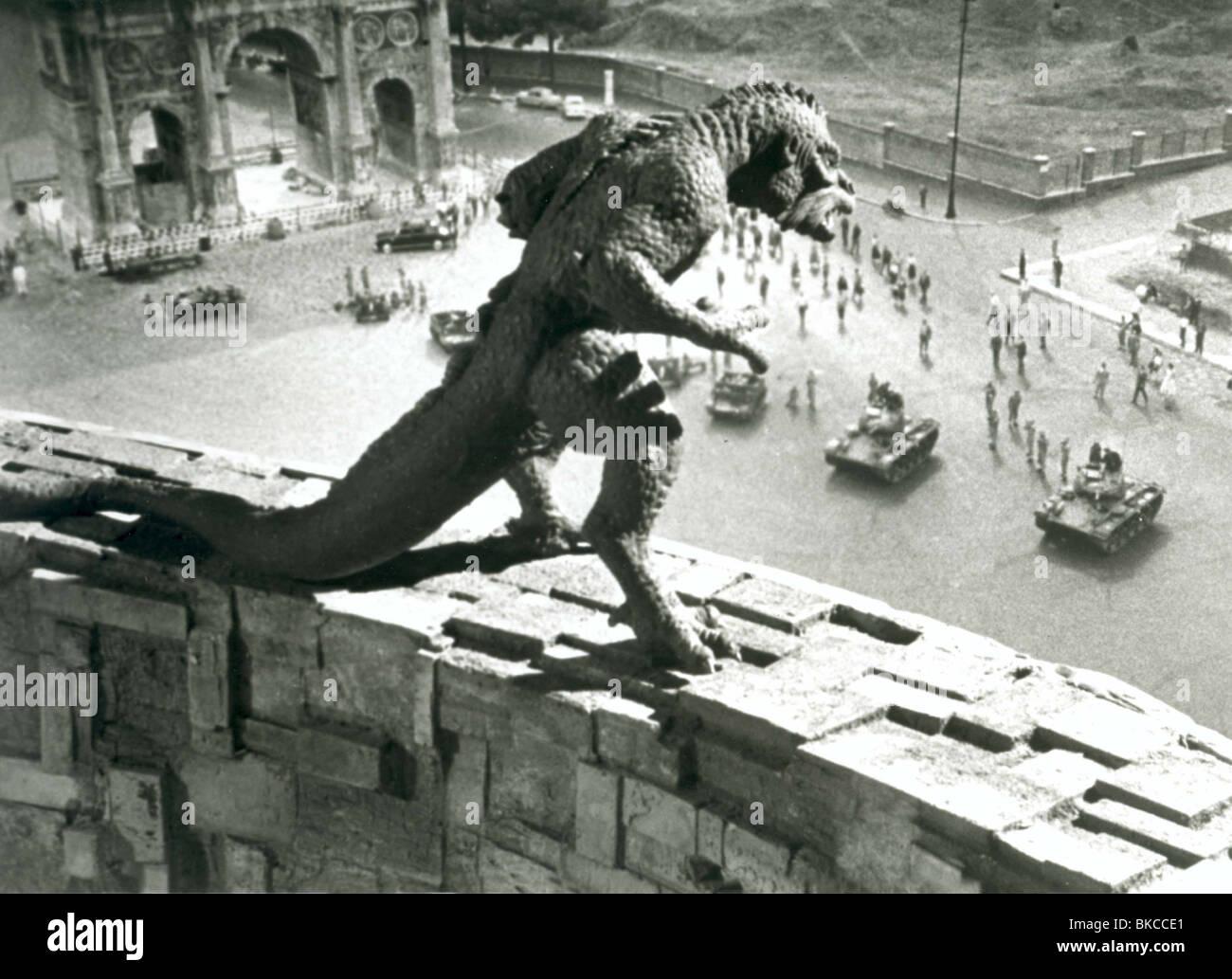 20 MILLIONS DE KILOMÈTRES DE LA TERRE (1957) 001P TWMM Photo Stock