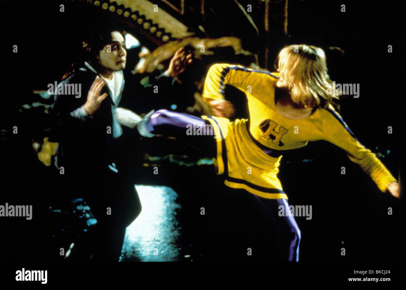 BUFFY the Vampire Slayer (1992) KRISTY SWANSON BVS 043 Banque D'Images