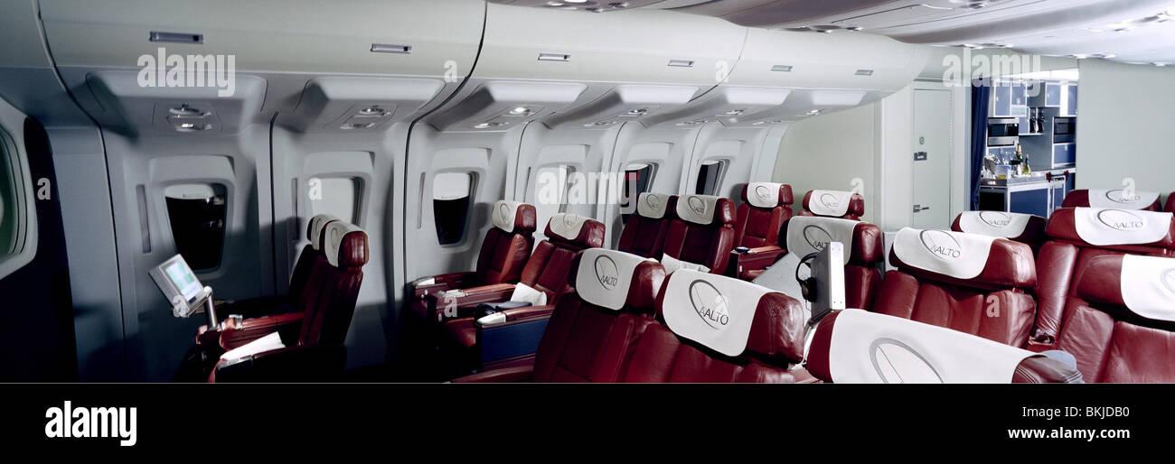 FLIGHTPLAN -2005 Photo Stock