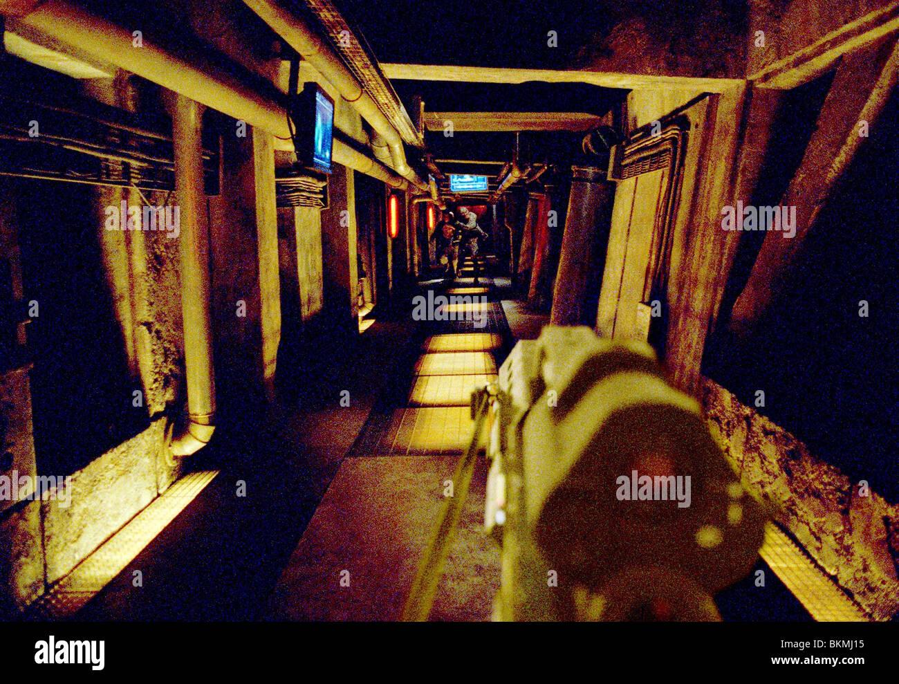 DOOM -2005 Photo Stock