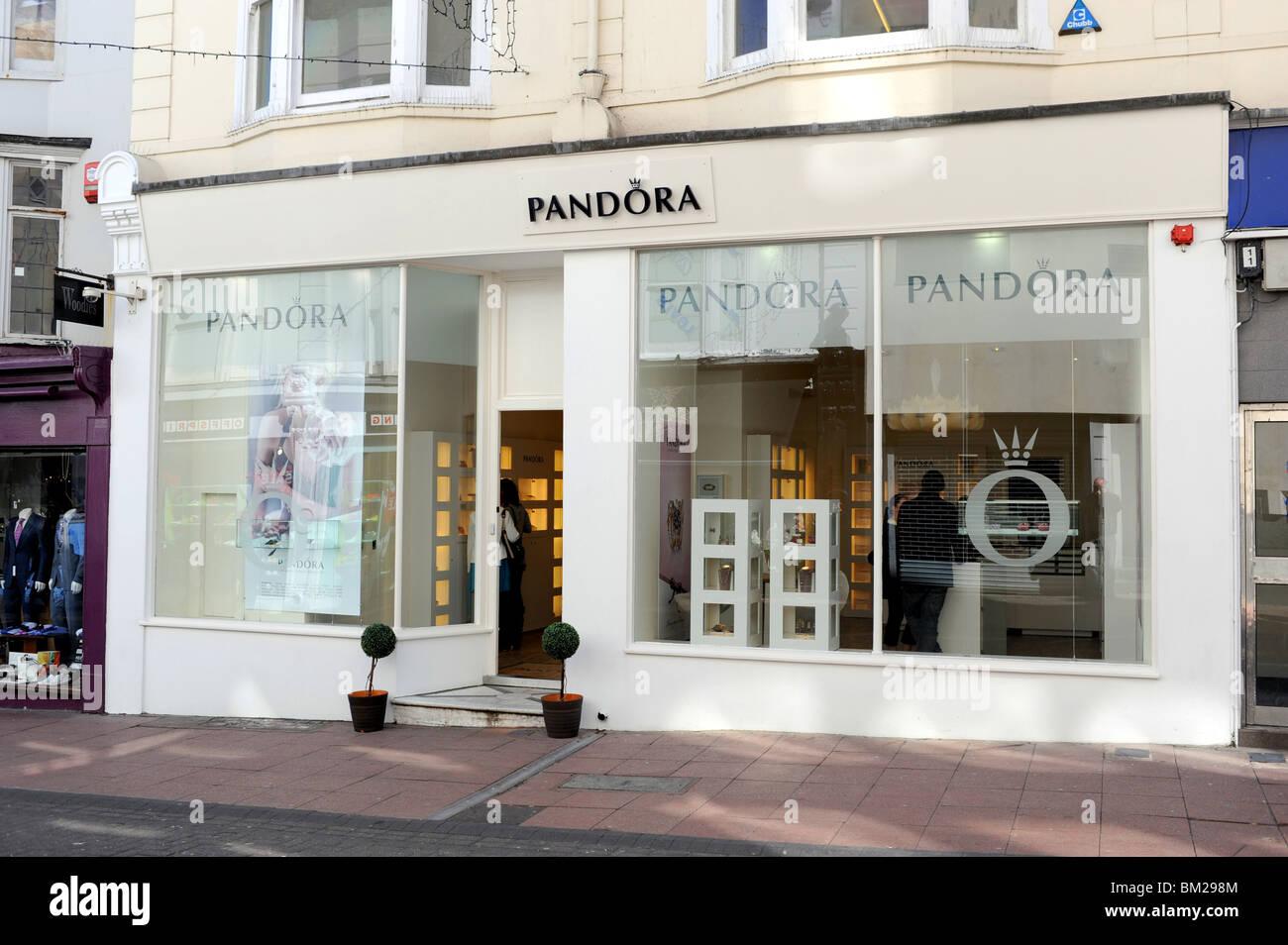 boutique pandora centre ville