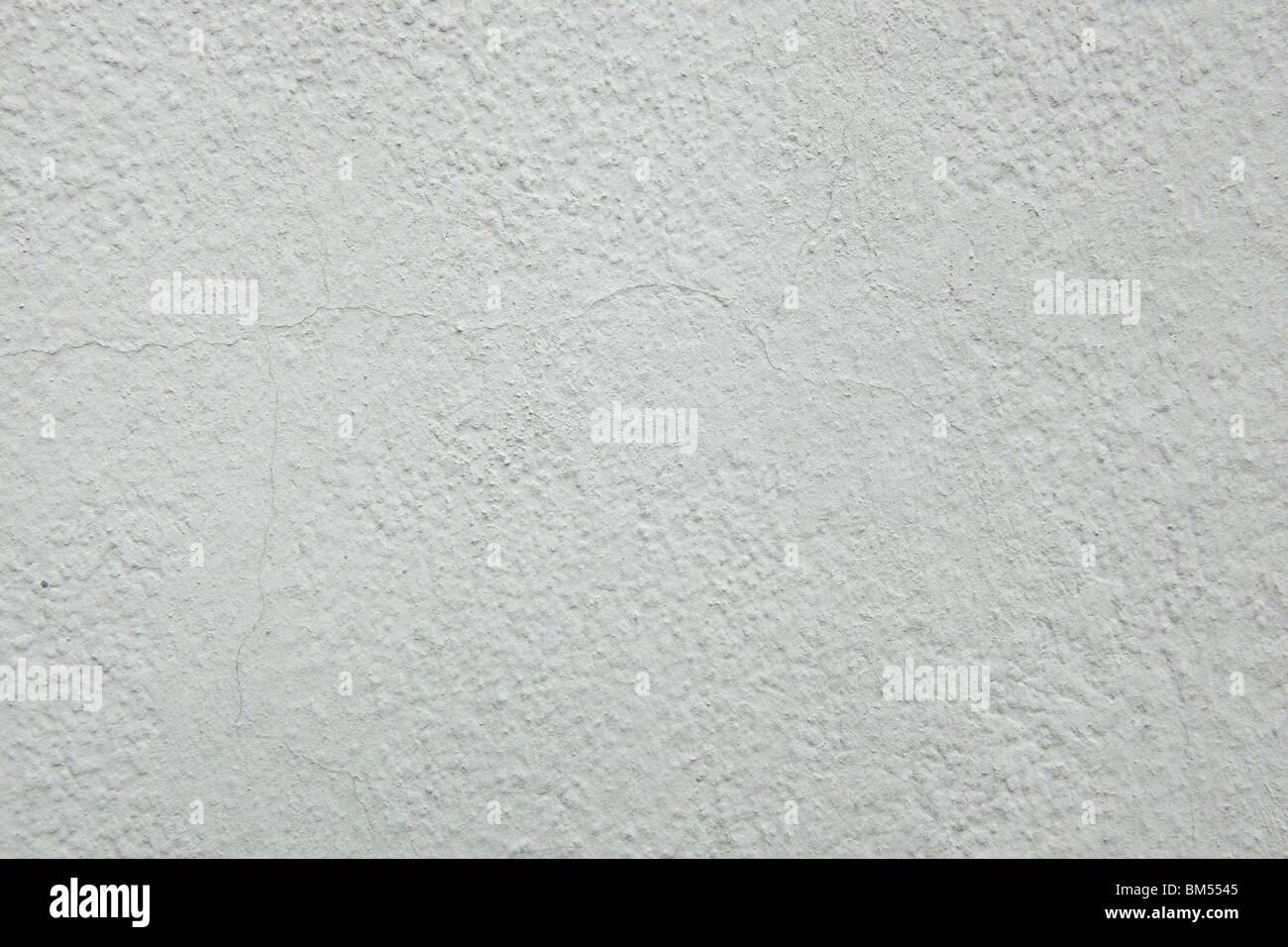 Mur peint en gris clair avec fond texture peinture visible Banque D ...