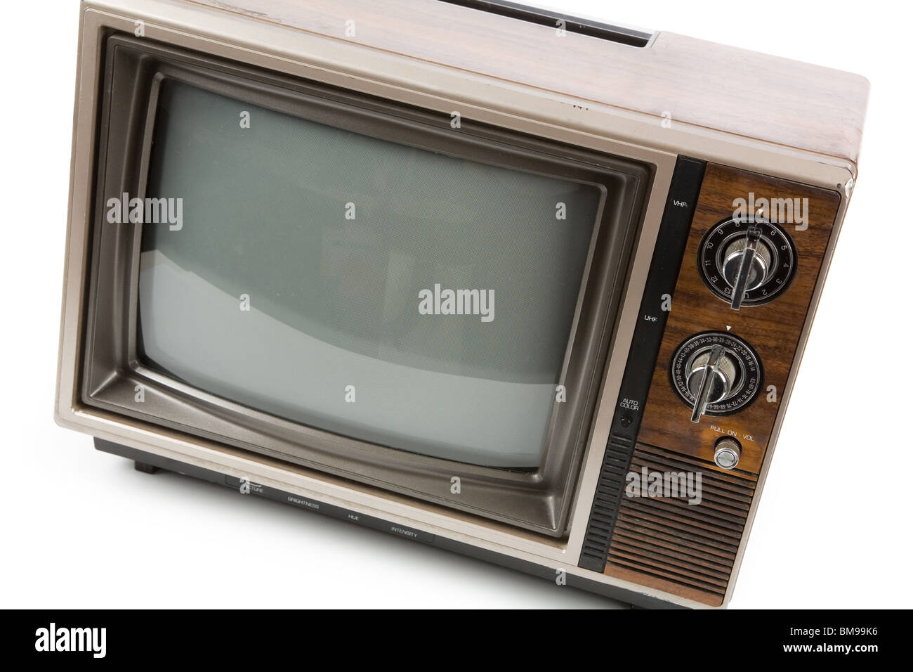 Old Tv Knob Photos Old Tv Knob Images Alamy