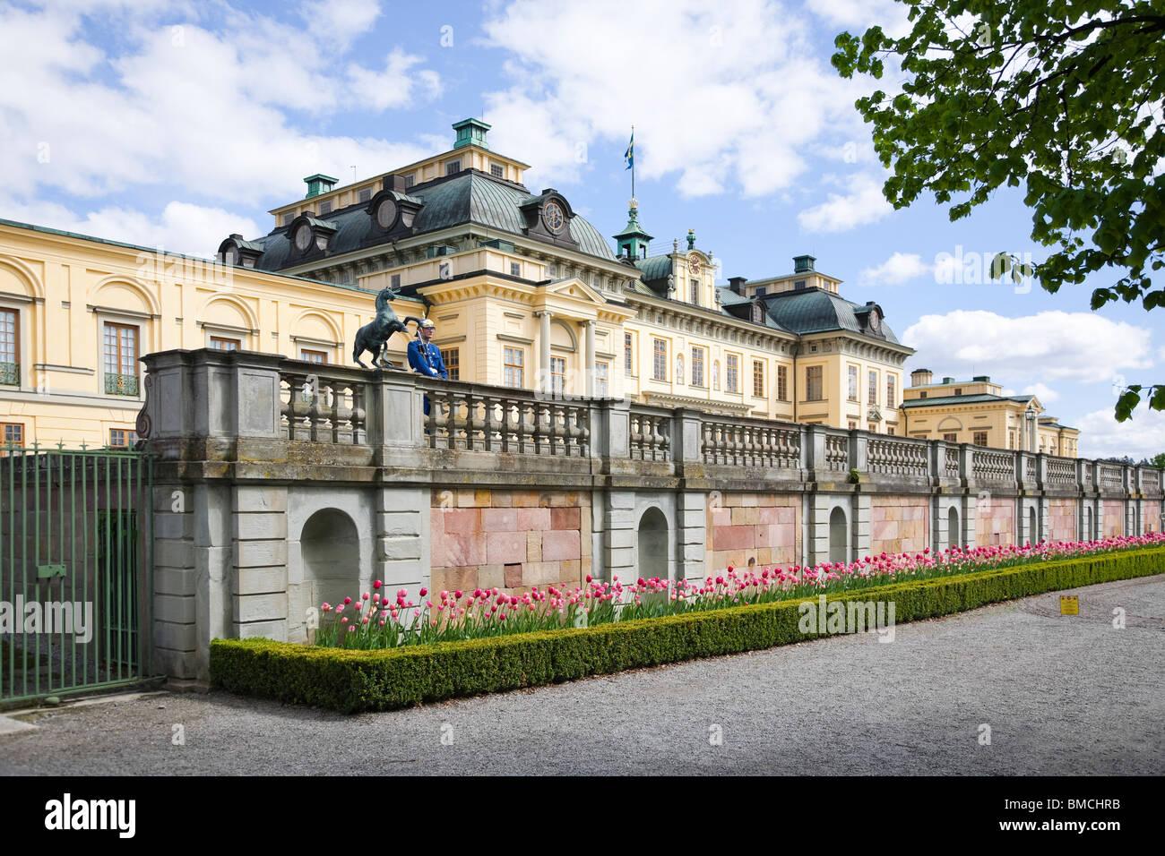 La Maison De La Suede château de drottningholm, en suède, la maison de la famille
