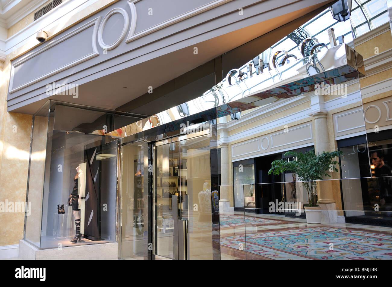 Shopping Clothes Luxurious Couture Bellagio Hotel Nevada Photos ... e5dbe1488340