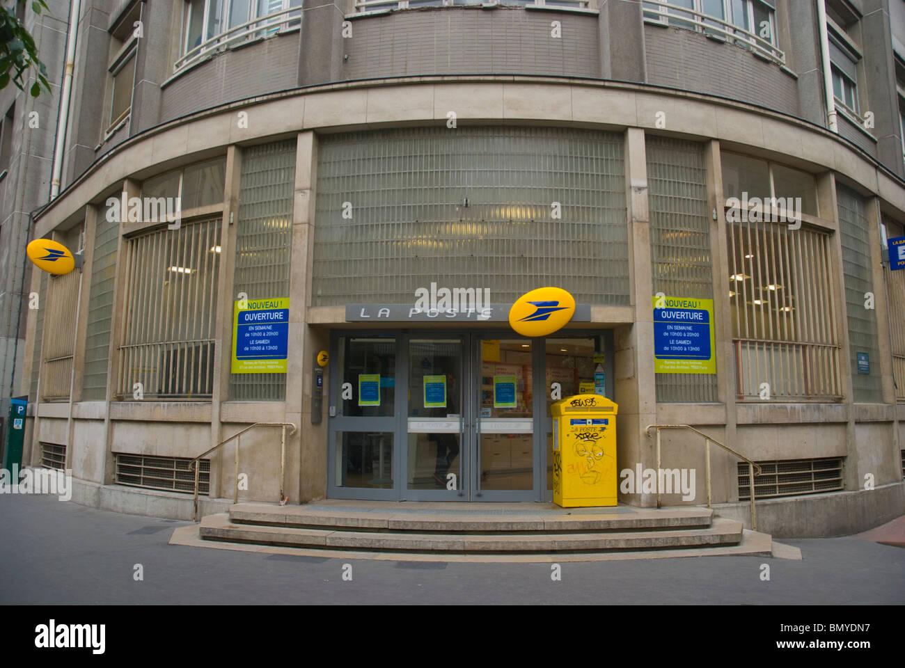 Amazon paris bureau de poste rue jj rousseau carriages