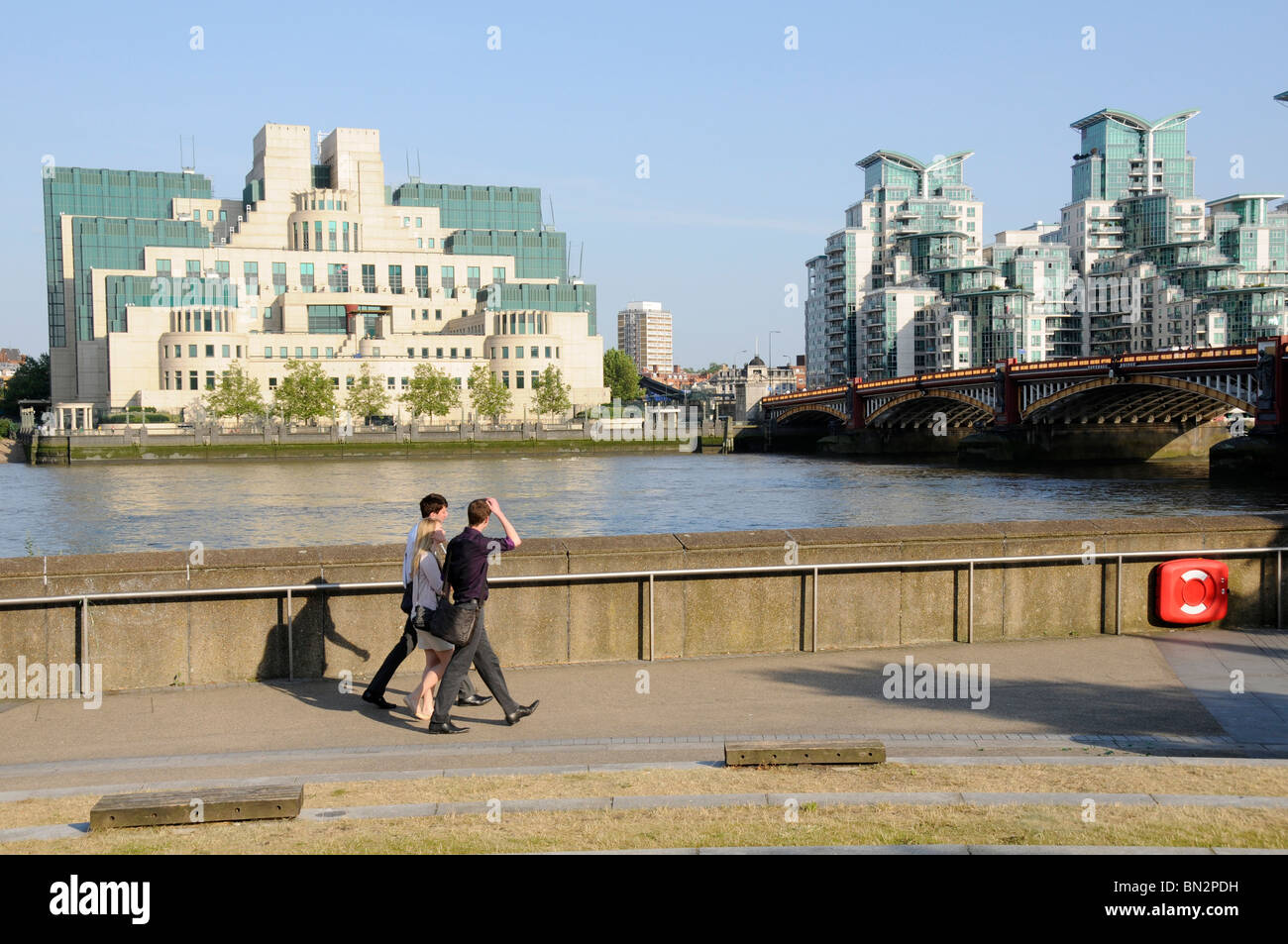 Mi5 photos mi5 images alamy - Lincroyable maison book tower londres ...