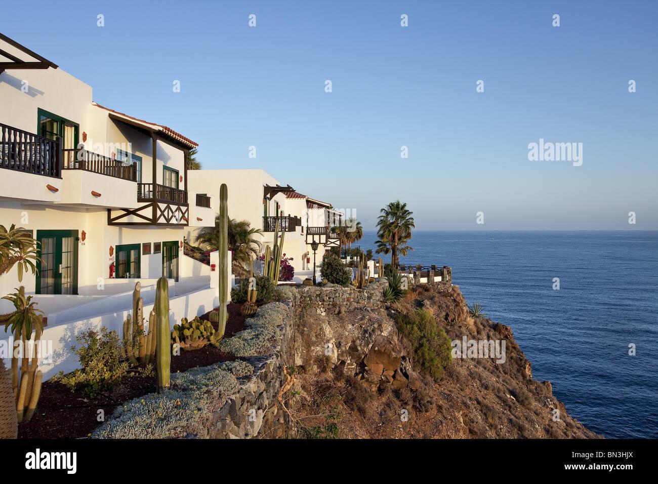 Hotel Jardin Tecina Playa Santiago La Gomera Espagne Banque D