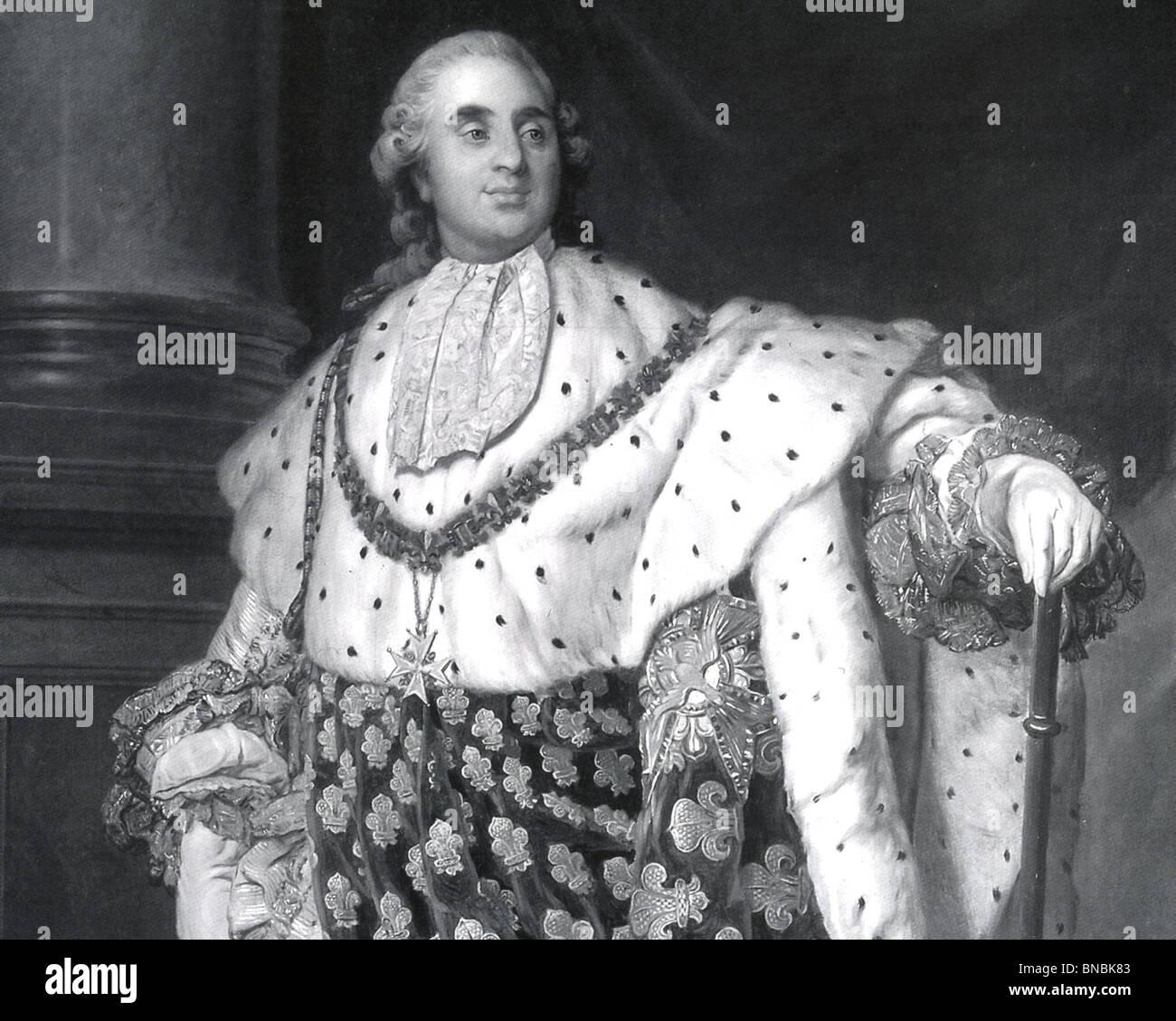 King Louis Xvi Photos & King Louis Xvi Images - Alamy