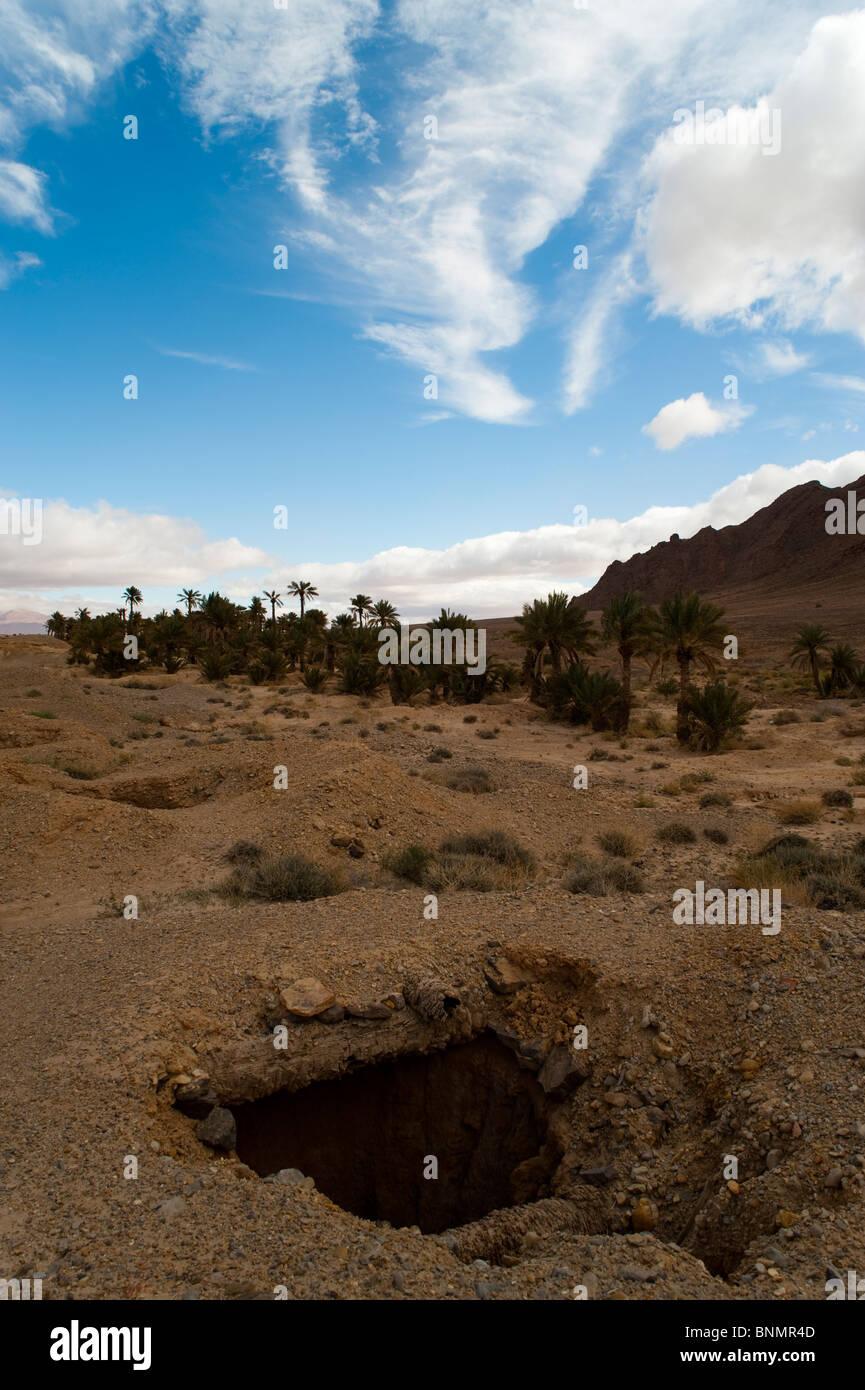 Bien Dessiner, Beni Ounif, Ville De Figuig, Province De Figuig, Région  Orientale, Le Maroc.