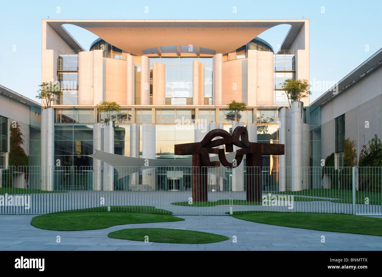 Architecture b timent bureau de berlin de chancelier fédéral