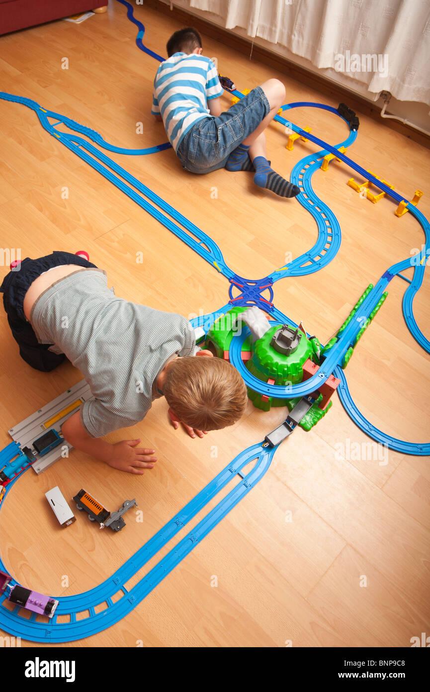 Thomas Train Set Photos Thomas Train Set Images Alamy