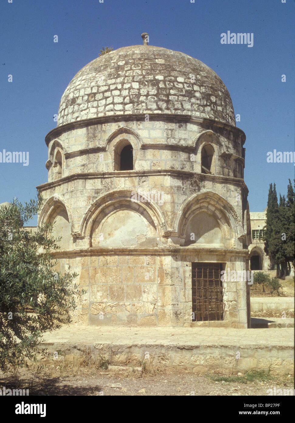 Mont du Temple - dans la tradition chrétienne, cet édifice est appelé CHRIST'S CHAIR IL A ÉTÉ Photo Stock