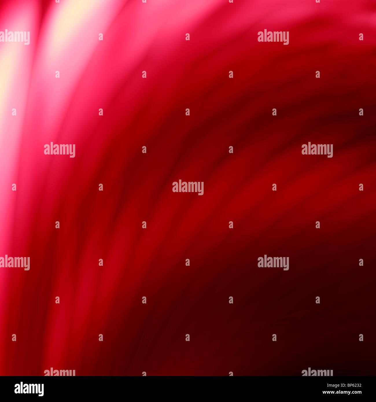 Fond de carte rouge saint valentin Photo Stock