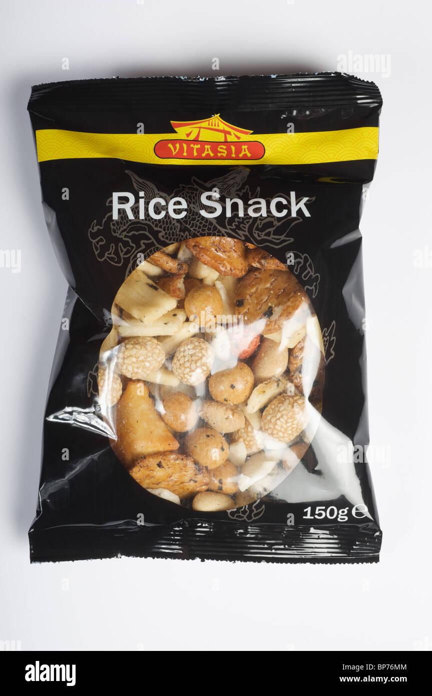 Vitasia snack riz Photo Stock