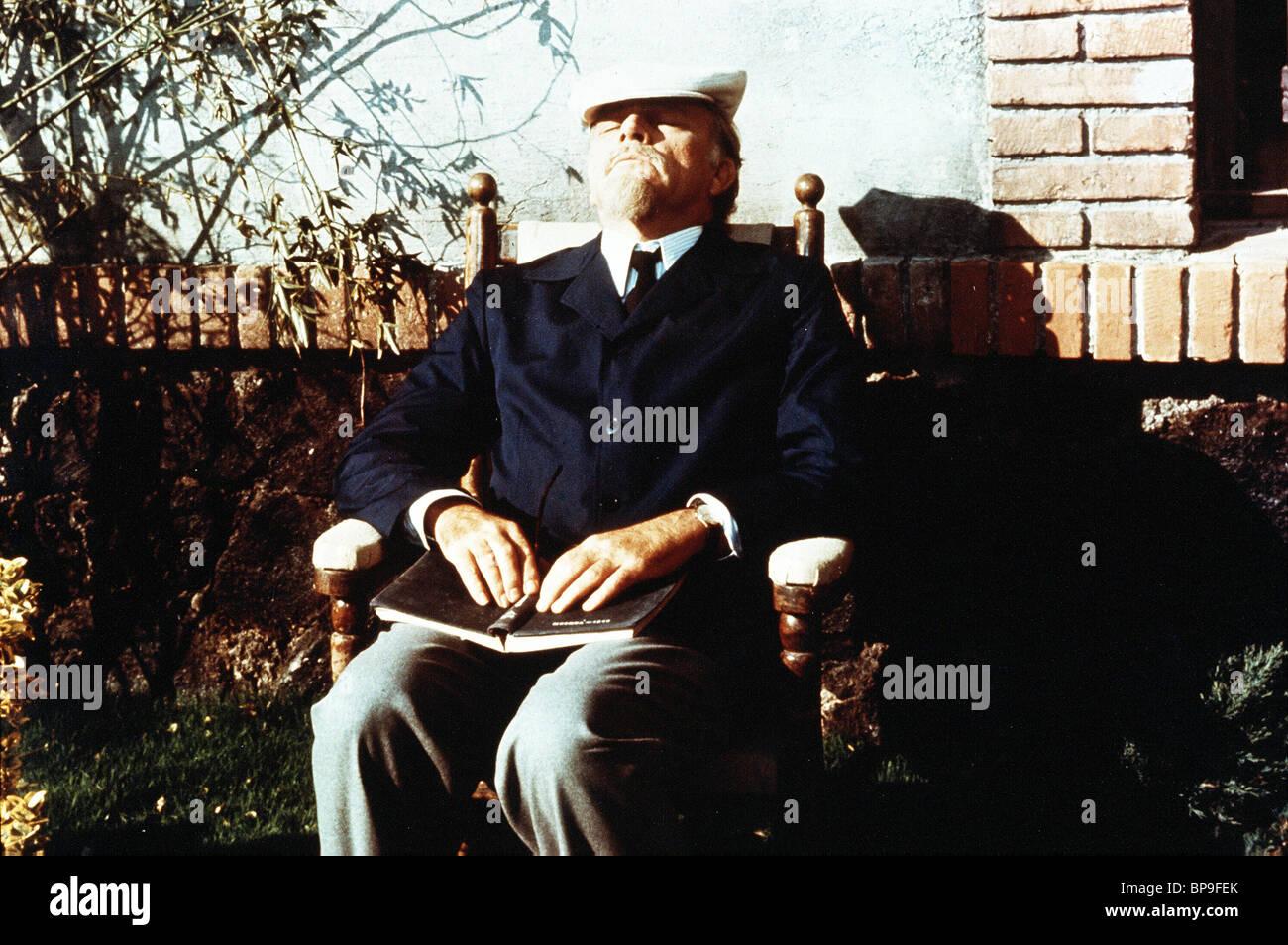 RICHARD BURTON L'ASSASSINAT DE TROTSKY (1972) Banque D'Images