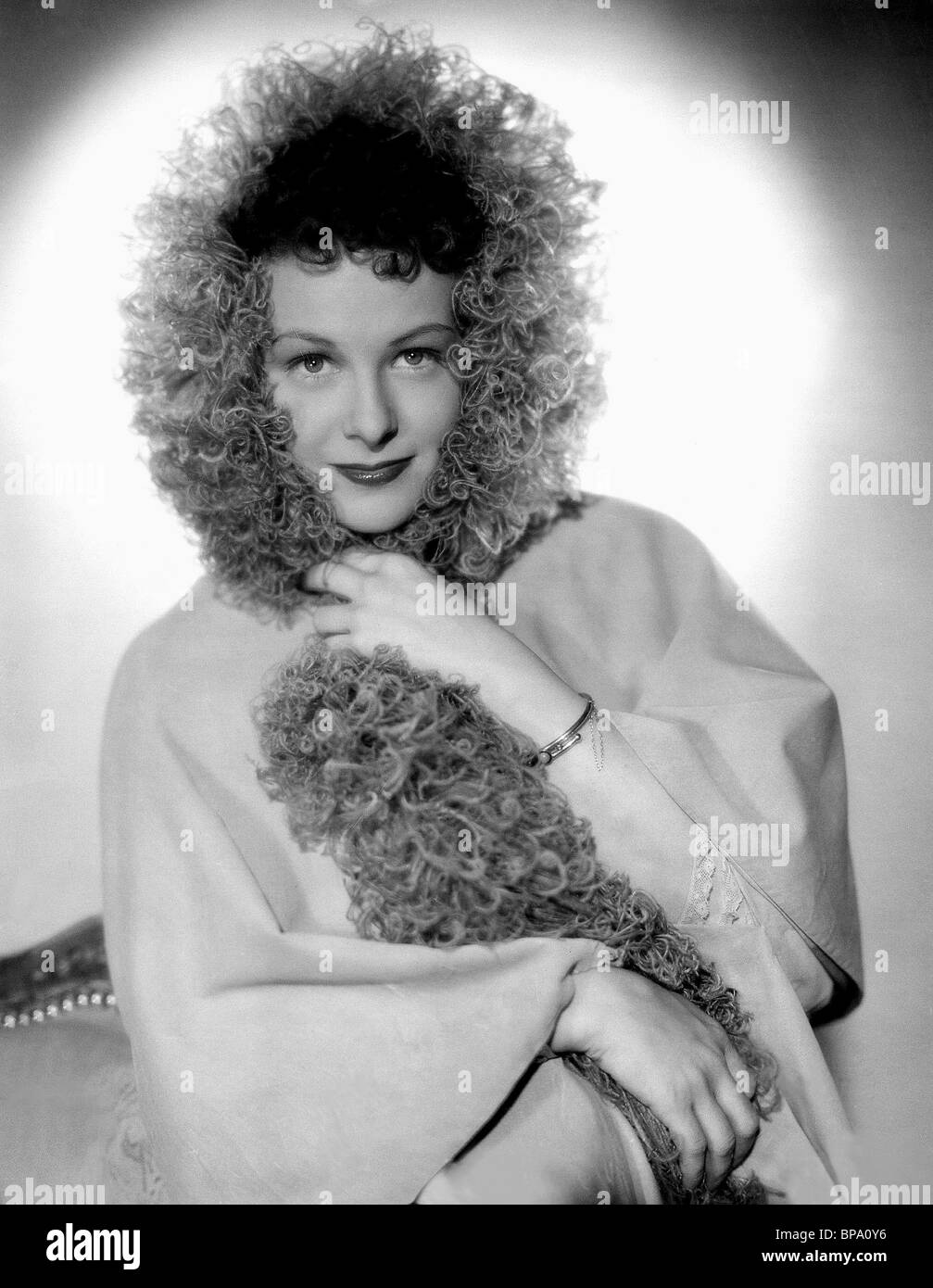 ILSE WERNER BEL AMI (1939) Photo Stock