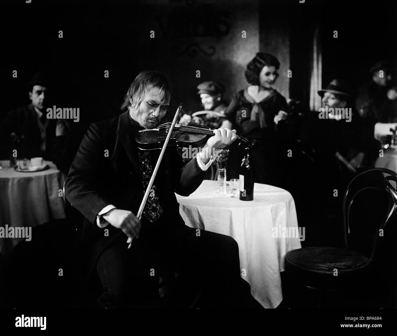 BERNHARD GOETZKE LE BLACKGUARD; DIE PRINZESSIN UND DER GEIGER (1925) Photo Stock