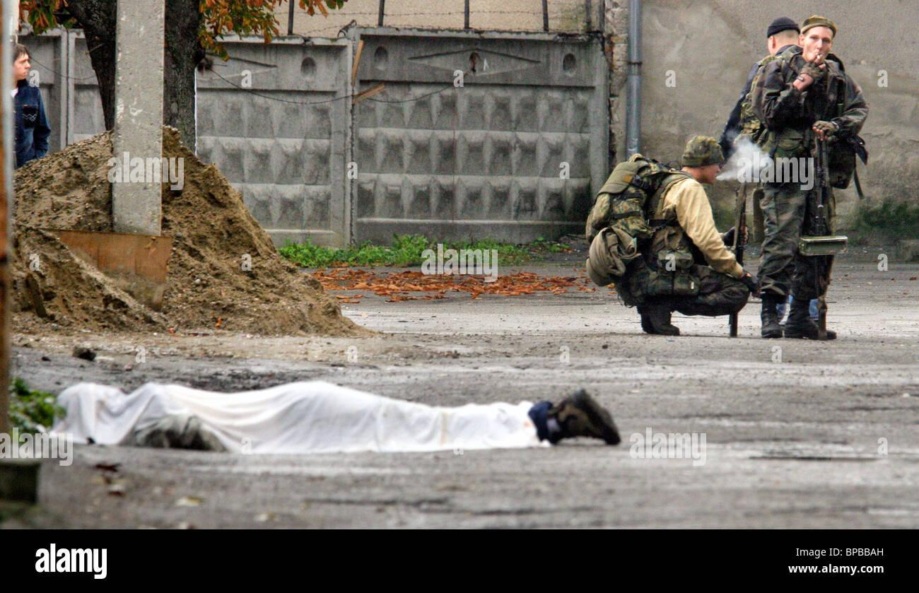 Attaque Terroriste: Situation En Kabardino-balkarie Dans Le Sillage D'une