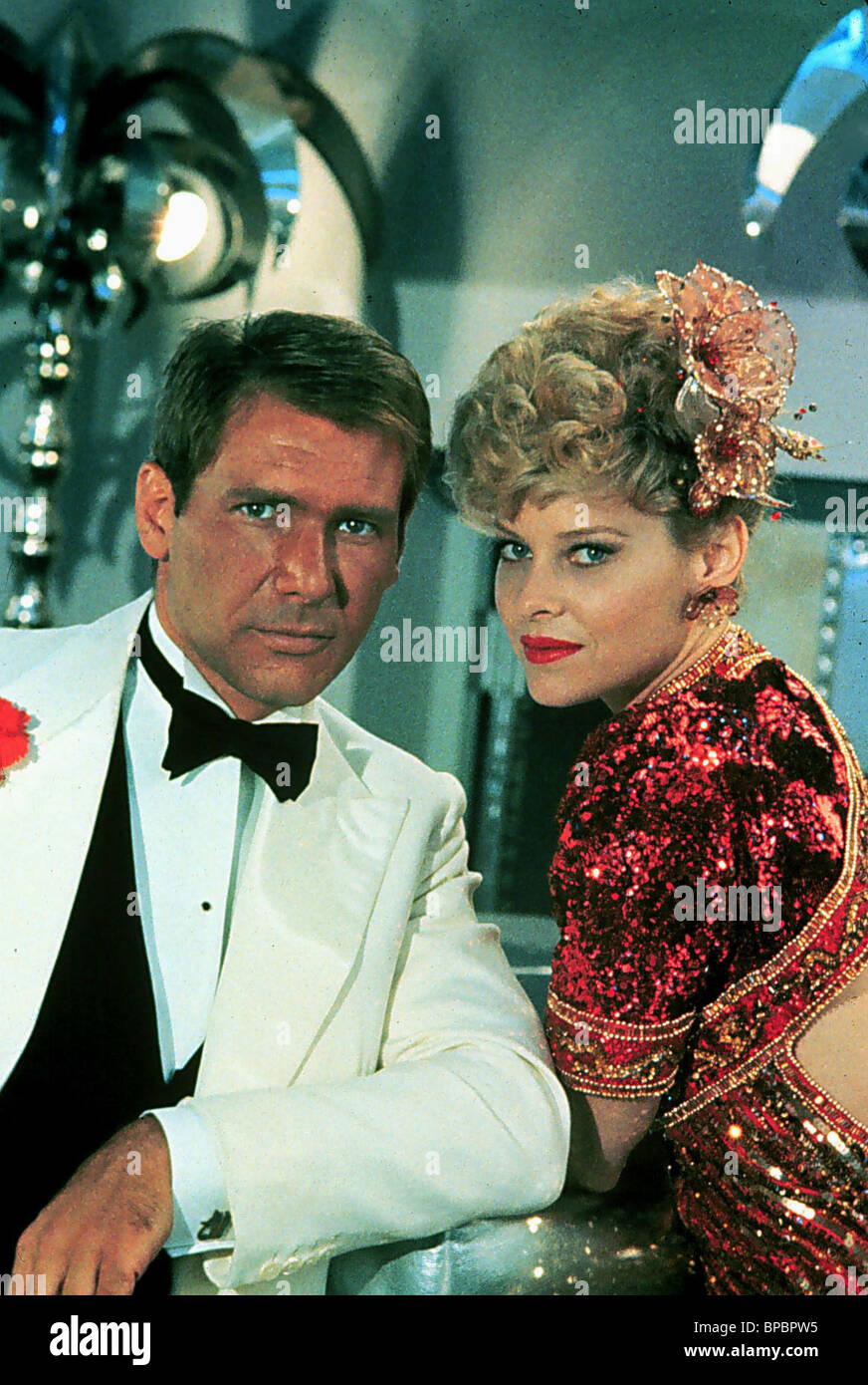 HARRISON FORD   KATE CAPSHAW INDIANA JONES ET LE TEMPLE MAUDIT (1984) Photo  Stock a42bf62717c