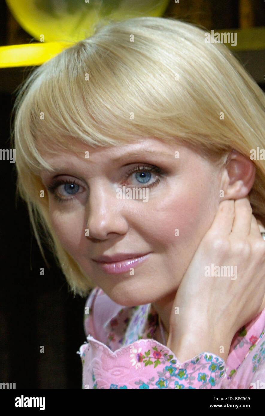Partie après les concerts soirées classiques d'Anastasia Volochkova Photo Stock