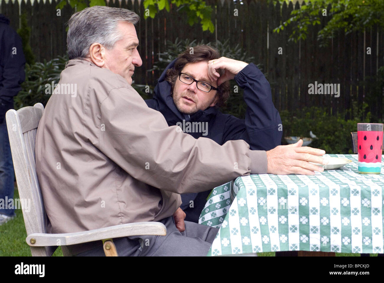 EVERYBODY'S FINE (2009) ROBERT DE NIRO KIRK JONES (DIR) 004 COLLECTION MOVIESTORE LTD Banque D'Images