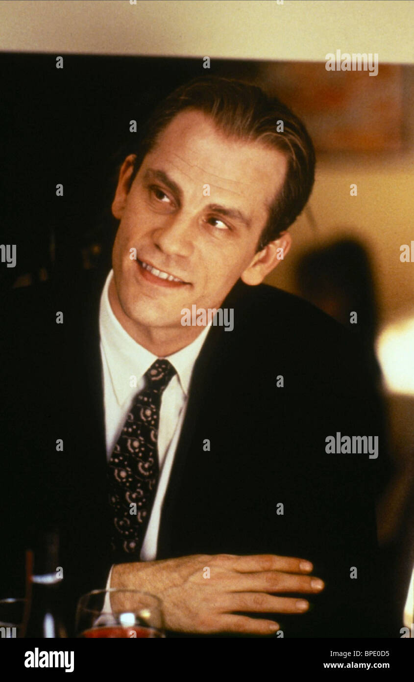 JOHN MALKOVICH L'OBJET DE BEAUTÉ (1991) Photo Stock