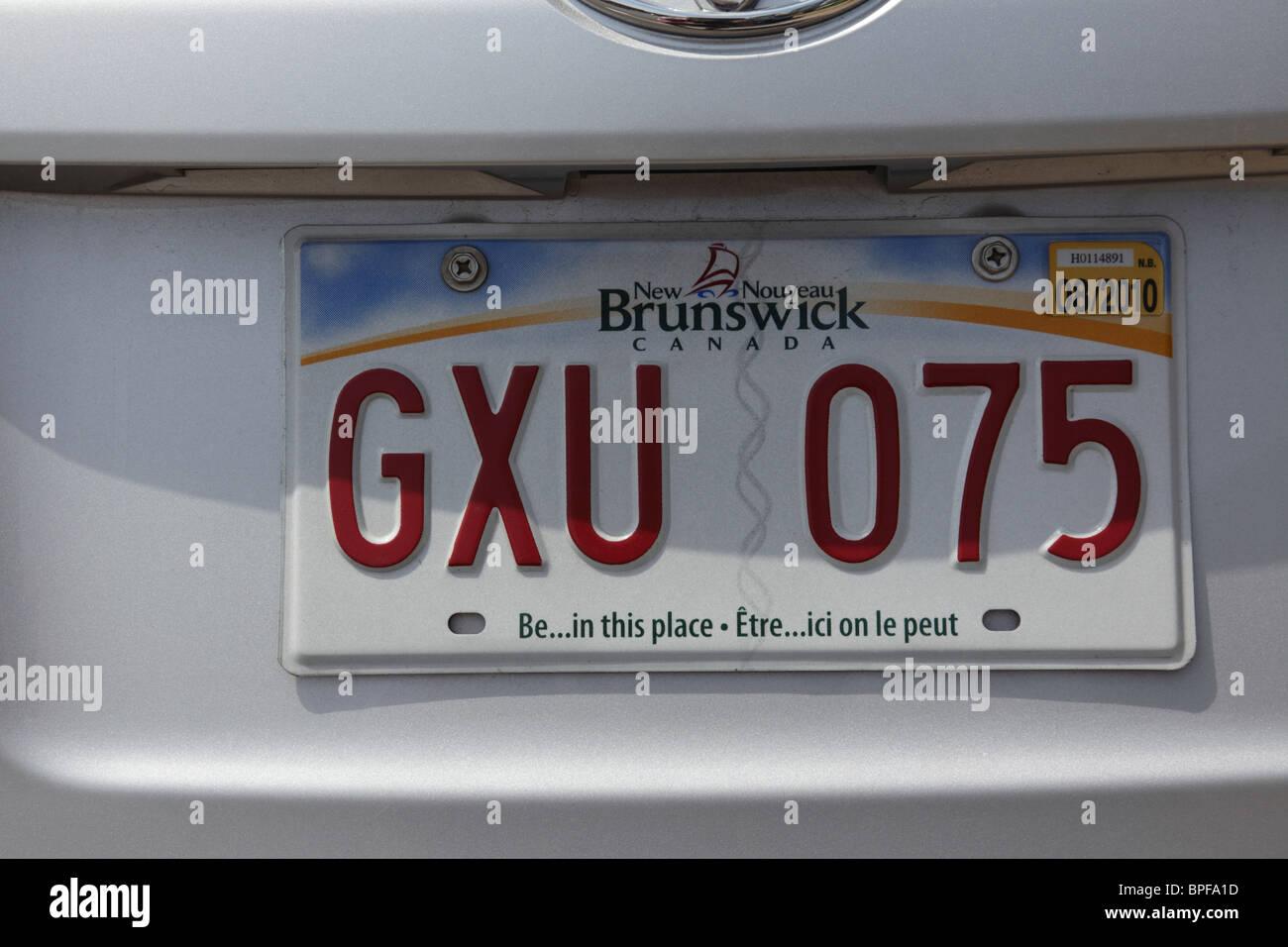 Inga Plaque dimmatriculation Photo Qu/ébec Canada 6x12