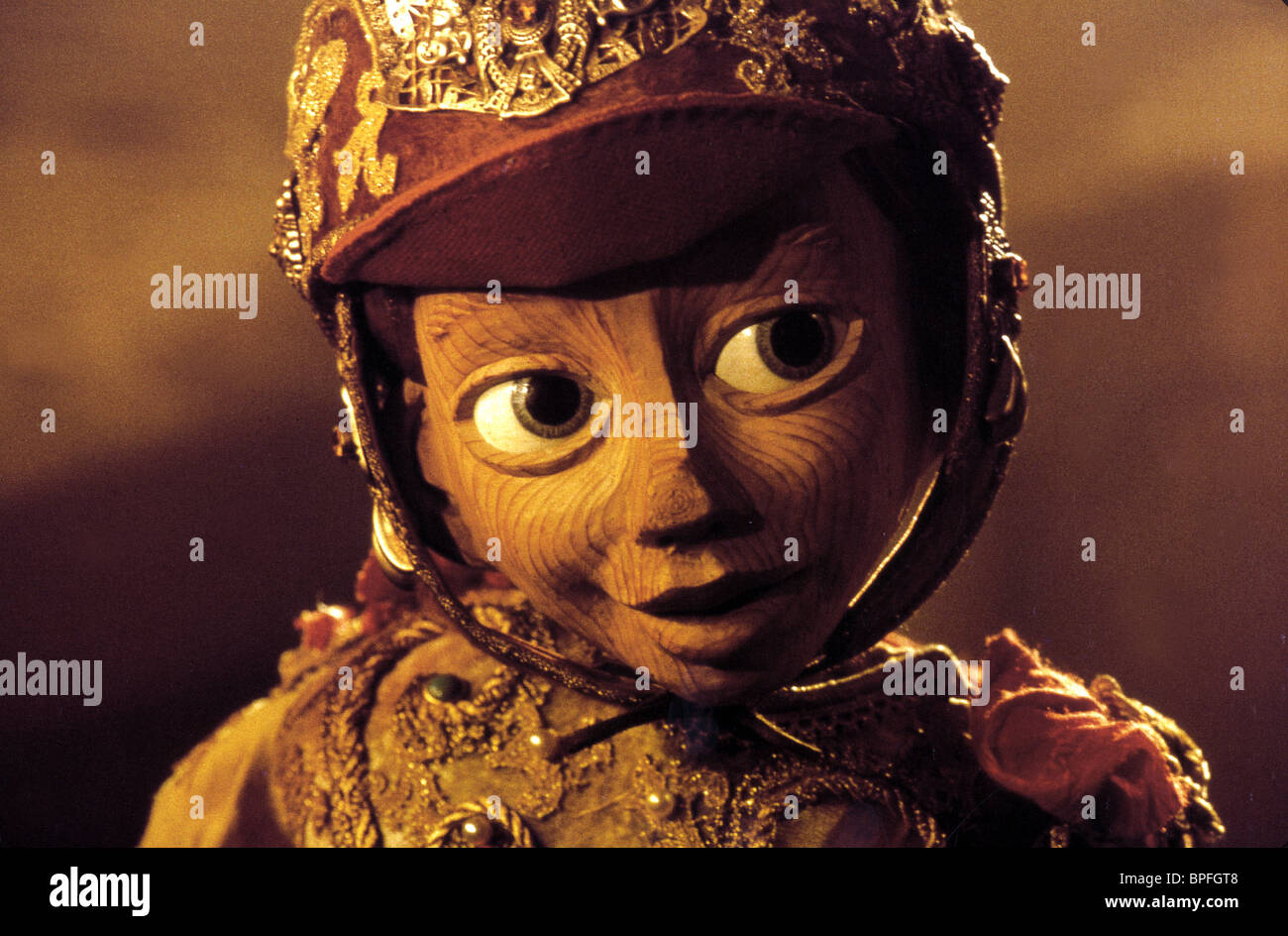 PINOCCHIO LES AVENTURES DE Pinocchio (1996) Photo Stock